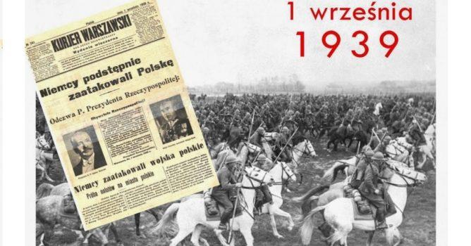 81. rocznica wybuchu II wojny światowej.